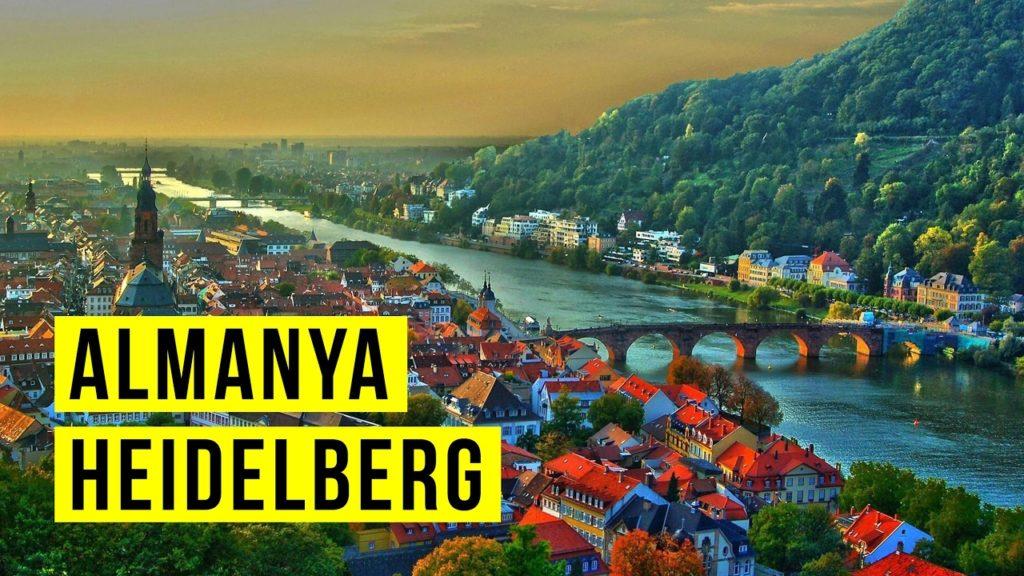 Türkiye'den Almanya'ya Nakliyat