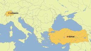 İsviçreden Türkiyeye Evden Eve Nakliyat