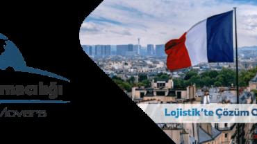 Fransa'ya Eşya Taşıma Fiyatları